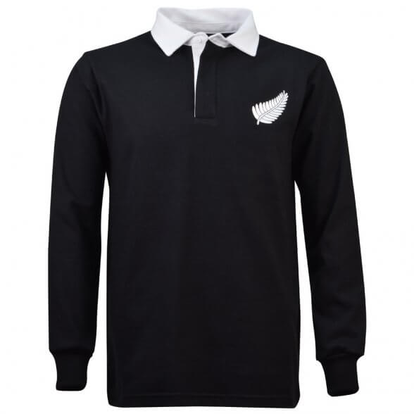 New Zealand Vintage Rugby Shirt 1980s