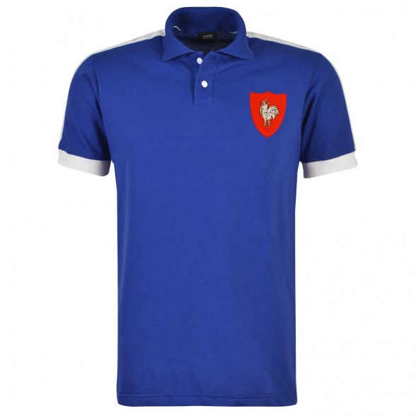 Rugby France Polo Shirt