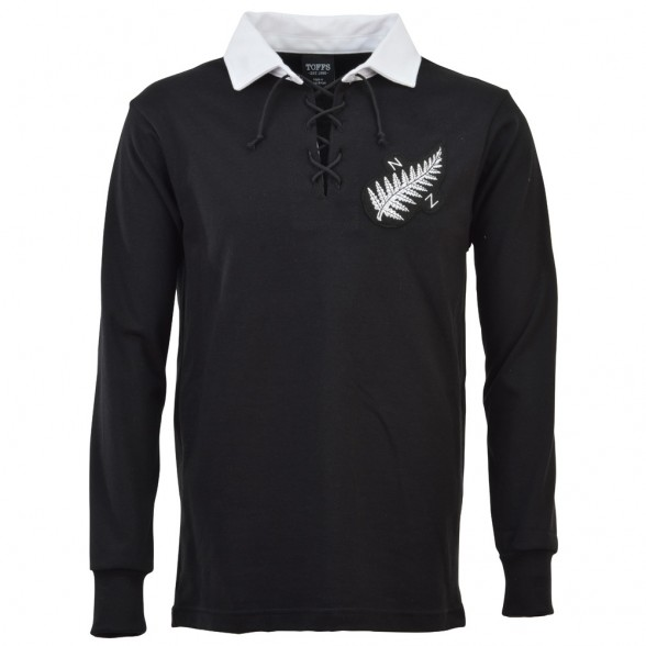 All Blacks Retro Rugby Shirt 1924