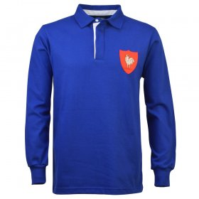 France 1972 Retro Rugby Shirt