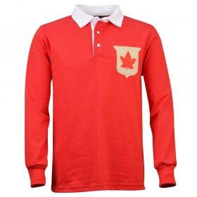 Canada 1902 Retro Rugby Shirt