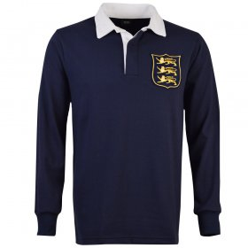 British & Irish Lions 1930s Retro Rugby Shirt