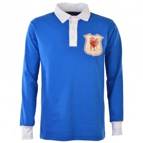 France 1924 Retro Rugby Shirt