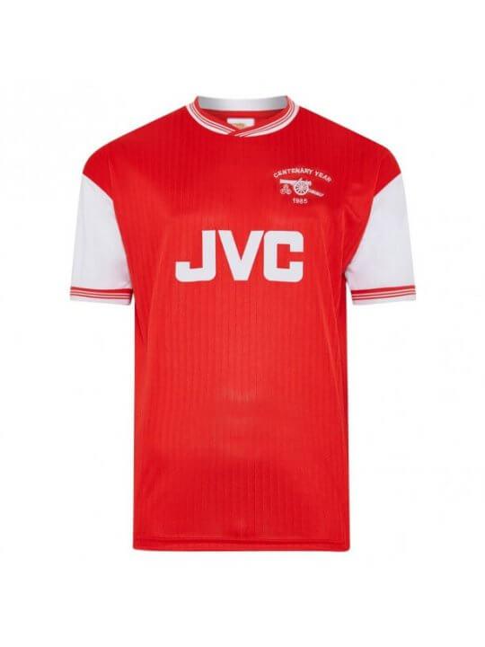 Arsenal 1985 centenary retro shirt product photo
