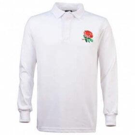 England 1980 Retro Rugby Shirt